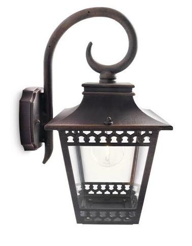 Philips 154018616 Hedge Wall Lantern Bahçe - Dış Mekan Apliği Renkli